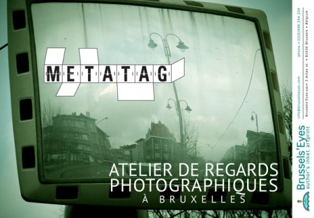 Exhibition in the Halles Saint Gery in Brussels between 6 April to 1 MAy 2012