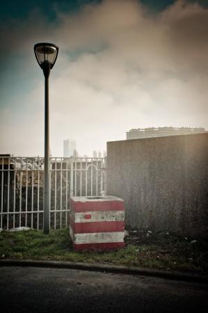 Photographie d'art de Bruno DALIMONTE intitulée Le Cube