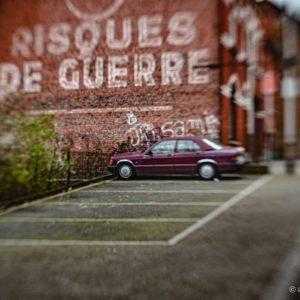 Bruxelles, photographie artistique d