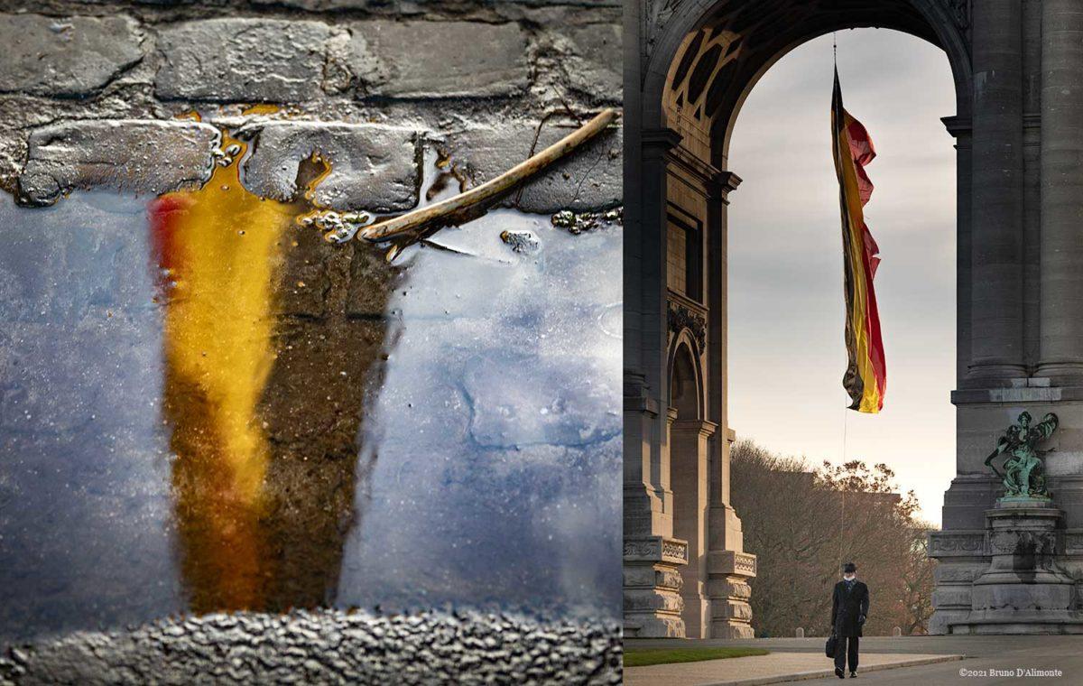 Photographie artistique du Cinquantenaire à Bruxelles par Bruno D'Alimonte