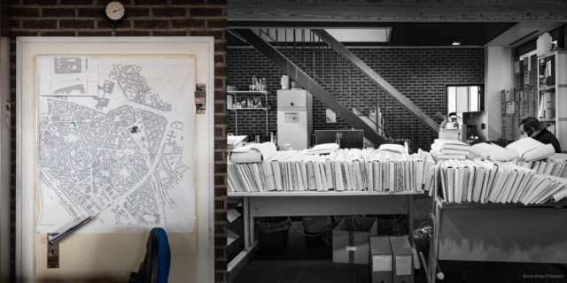 Bruxelles, Service urbanisme de l'administration communale d'Etterbeek © 2020 B. D'Alimonte